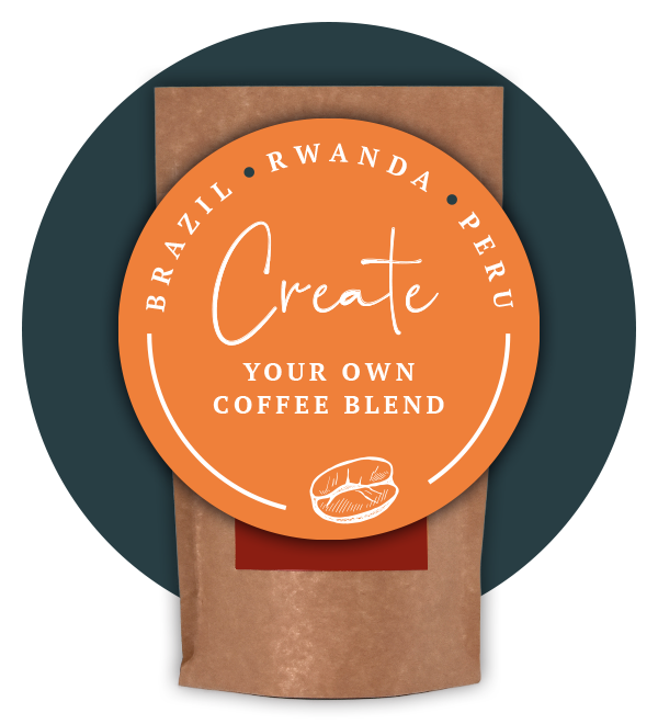 Create Your Own Coffee Blend