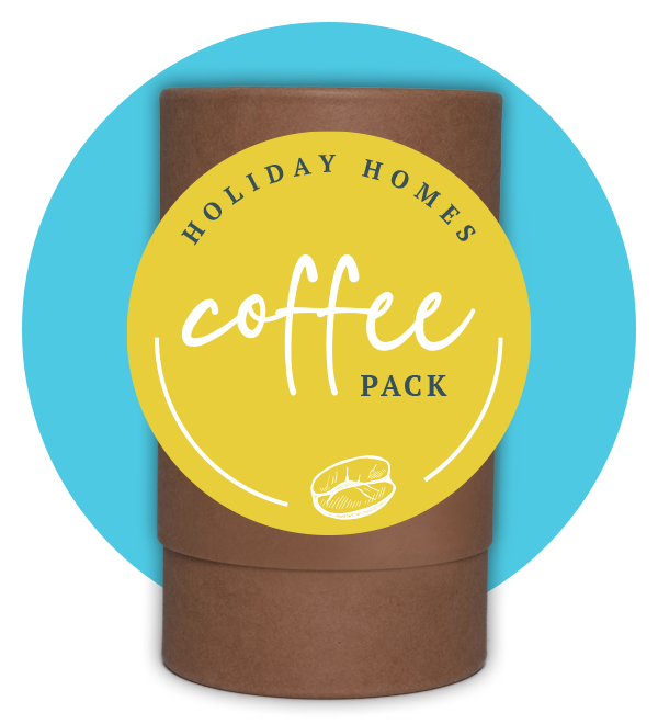Holiday Homes Coffee Pack